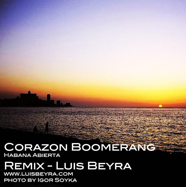 Corazón Boomerang rEMIX COVER