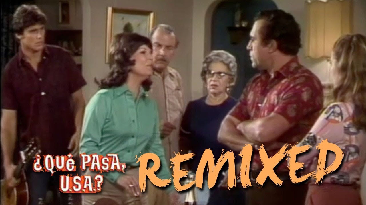 Que Pasa USA REMIX