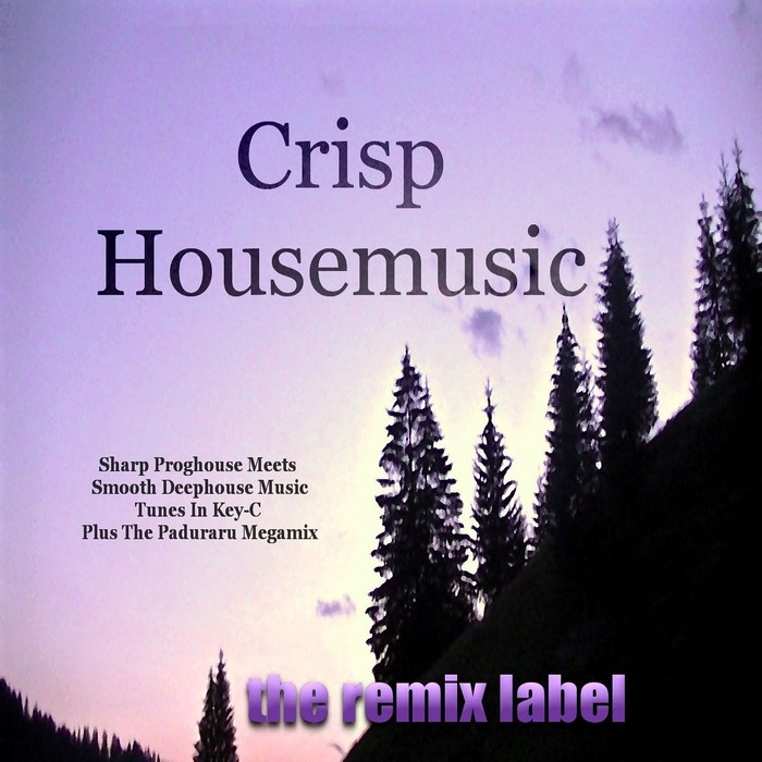 Crisp – Featuring – Music Is Fuel ( Luis Beyra – Deephouse Mix)