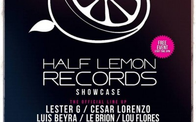 LUIS BEYRA @ WMC 2016 – HALF LEMON RECORDS